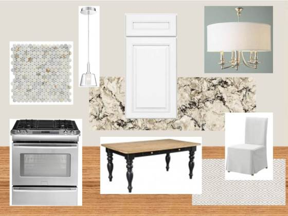 Kitchen 2.0 Inspiration Mood Board