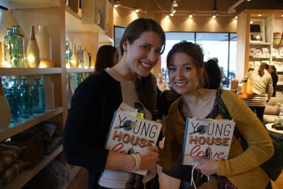 Young House Love Book Signing 030