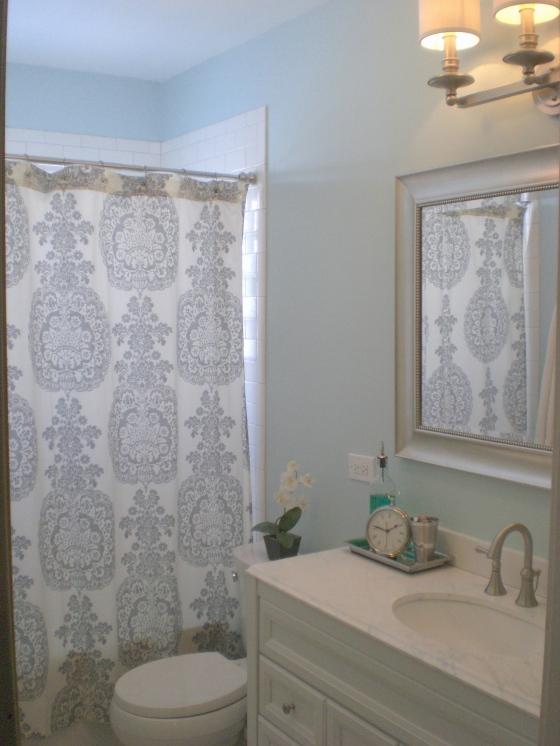 new master bathroom painted